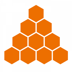 Honeycomb Pyramid