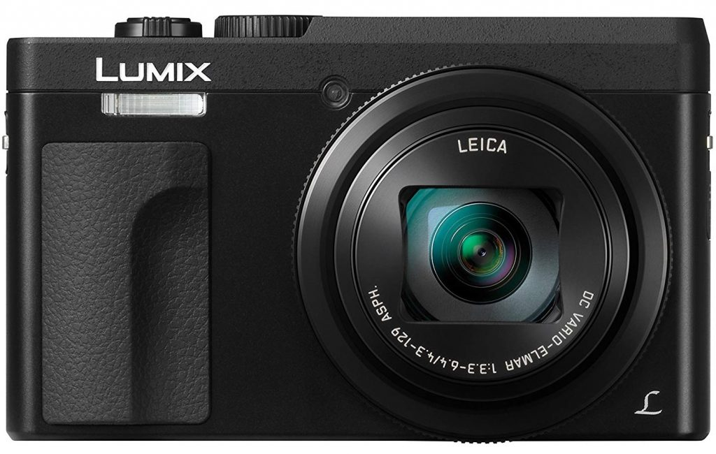 Panasonic Digital Camera LUMIX DC-ZS70K