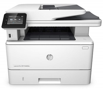 HP LaserJet Pro M426fdw All-in-One Wireless Laser Printer